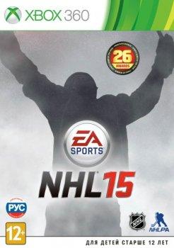 [XBOX360]NHL 15 [Region Free/ENG] (XGD3) (LT+3.0)