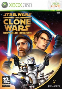 [XBOX360]Star Wars The Clone Wars Republic Heroes (2009) [Region Free][RUS][P] (XGD2)