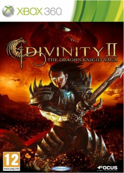 [XBOX360]Divinity II: The Dragon Knight Saga (2010) [PAL][RUS][P] (XGD2)