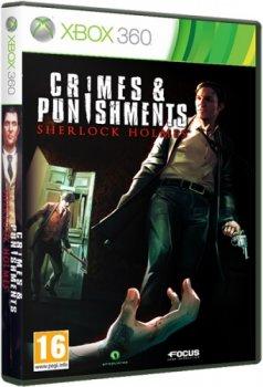 [XBOX360]Sherlock Holmes: Crimes & Punishments (2014) [Region Free][ENG][L] (XGD2) (LT+ 1.9)