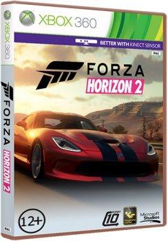 [XBOX360]Forza Horizon 2 (2014) [Region Free][RUS][L] (XGD3) (LT+ 2.0)