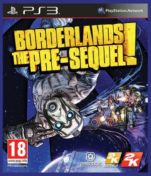[PS3]Borderlands: The Pre-Sequel! [Deluxe Edition] [FULL] [ENG] [3.41/3.55/4.21+]