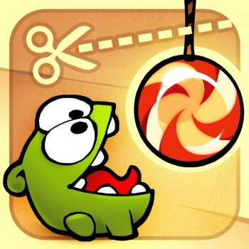 [iOS]CUT THE ROPE HD (2014)