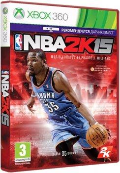 [XBOX360]NBA 2K15 [Region Free/ENG]