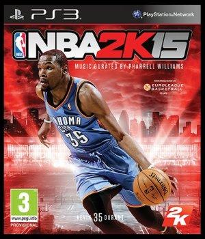[PS3]NBA 2K15 [FULL] [ENG] [4.53+]