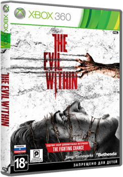 [XBOX360]The Evil Within [PAL / RUS] (LT+2.0)