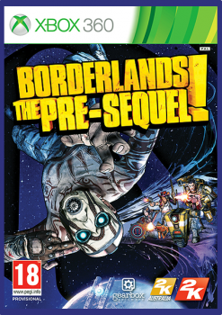 [XBOX360]Borderlands: The Pre-Sequel! [Region Free] [ENG] [LT+ 2.0]