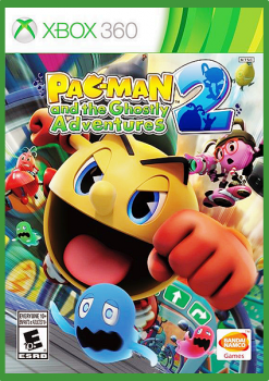 [XBOX360]Pac-Man And The Ghostly Adventures 2 [Region Free] [ENG]