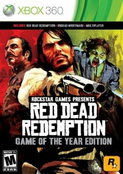 [XBOX360][JTAG/FULL] Red Dead Redemption + dlc [GOD/RUS]