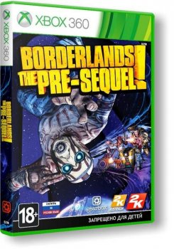 [XBOX360][JTAG][FULL] Borderlands The Pre-Sequel! [RUS/GOD/REPACK]