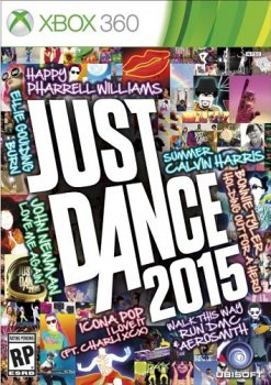 [XBOX360][Kinect] Just Dance 2015 [PAL/NTSC-J] [ENG] [LT+ 2.0]