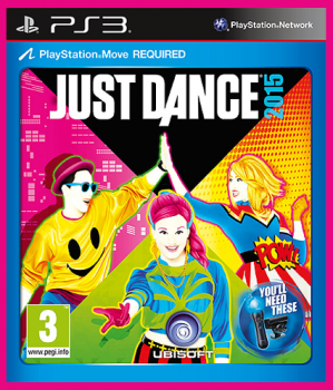 [PS3]Just Dance 2015 [FULL] [ENG] [Move] [4.53+]