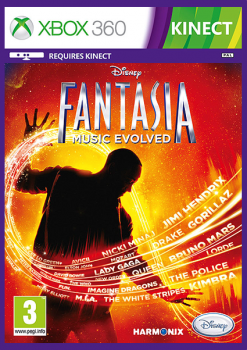 [XBOX360][Kinect] Disney Fantasia: Music Evolved [Region Free] [ENG]