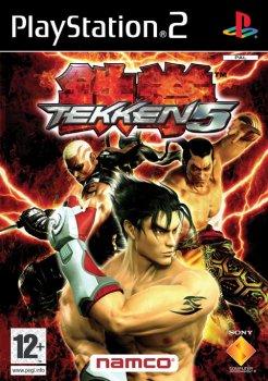 [PS2]Tekken 5 (2005) PS2