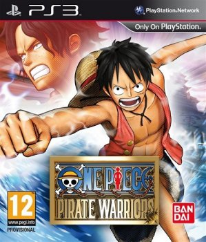 [PS3]One Piece: Pirate Warriors [FULL] [ENG]