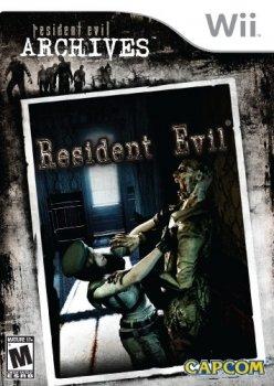 [Wii]Resident Evil Archives: Resident Evil (2009)[PAL][ENG]