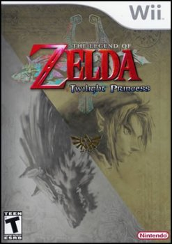 [Wii]The Legend Of Zelda Twilight Princess (2006) [PAL] [RUS]