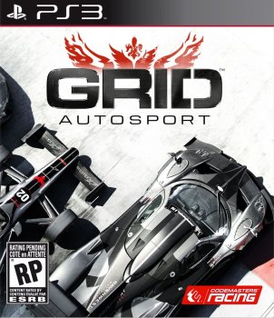 [PS3]GRID Autosport [EUR] [RePack] [2014|Rus|Eng]