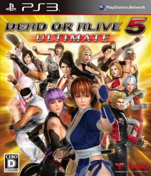 [PS3]Dead Or Alive 5 Ultimate [EUR] [RePack] [2013|Eng]