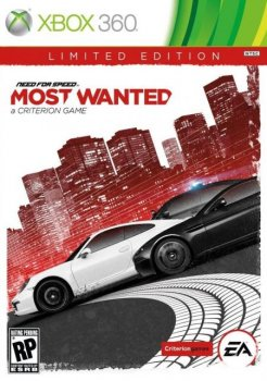 [XBOX360][JTAG][FULL] Need for Speed: Most Wanted [RUSSOUND] [Repack]