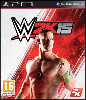 [PS3]WWE 2K15 [FULL] [ENG] [4.53+]