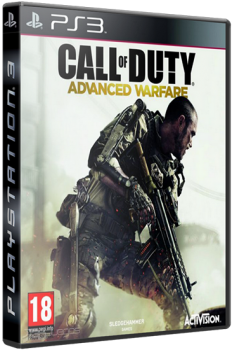 [PS3]Call of Duty: Advanced Warfare (2014) [EUR][RUS] [4.21-4.60] [Repack] by Afd