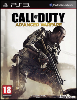 [PS3]Call Of Duty: Advanced Warfare [Repack] [RUSSOUND] [3.41/3.55/4.21+]