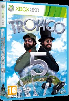 [XBOX360]Tropico 5 [Region Free/RUSSOUND]