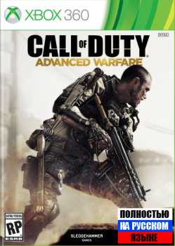 [XBOX360]Call of Duty: Advanced Warfare [PAL / RUSSOUND] (LT+2.0)