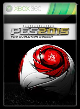 [XBOX360][JTAG / FULL] Pro Evolution Soccer 2015 [GOD / RUS]