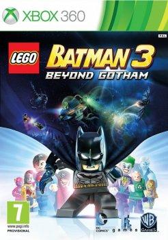 [XBOX360] LEGO Batman 3 Beyond Gotham (2014) [Region Free][RUS][L] (XGD3)