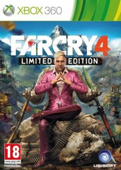 [XBOX360]Far Cry 4 (2014) [NTSC-U][ENG][L] (XGD3) (LT+ 3.0)