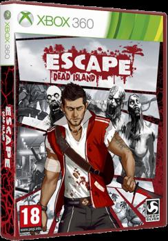 [XBOX360]Escape Dead Island [Region Free/ENG]
