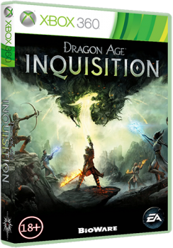 [XBOX360]Dragon Age: Inquisition [Region Free/RUS]