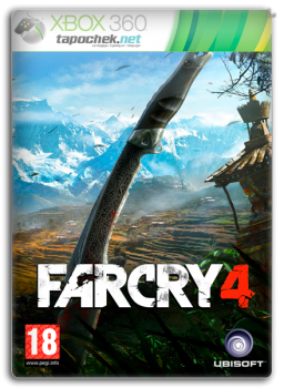 [XBOX360][GOD]Far Cry 4 [RUSSOUND]