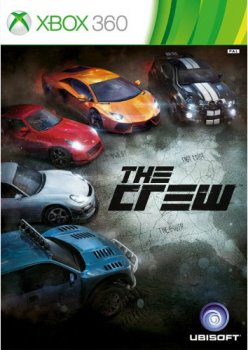 [XBOX360]The Crew (2014) [Region Free][RUS][RUSSOUND][L] (XGD2) (LT+ 1.9)
