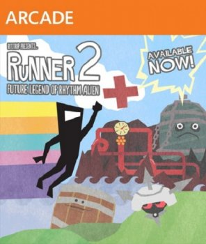 [XBOX360][JTAG/FULL] Runner 2: Future Legend of Rhythm Alien [XBLA/Eng]