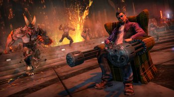 [PS3]Saints Row - Gat out of Hell [EUR/ENG]
