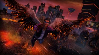 [PS3]Saints Row: Gat Out Of Hell [FULL] [RUS] [3.41/3.55/4.21+]