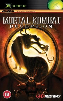 [XBOX]Mortal Kombat: Deception [NTSC/ENG]