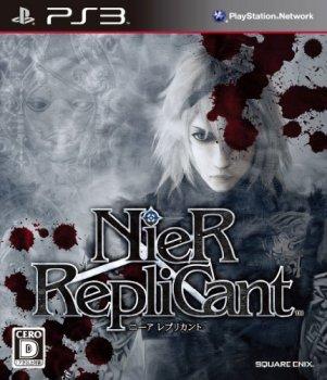 [PS3]Nier Replicant [JPN] [RePack] [2010|Rus]