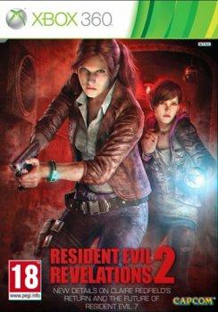 [XBOX360] Resident Evil Revelations 2 Episode 1 [RUS]