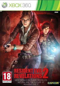 [XBOX360][ARCADE] Resident Evil Revelations 2 [RUS] (episode 1 + Raid Mode)