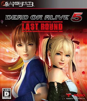 [PS3]Dead or Alive 5 Last Round [JPN/ENG] [JRP]