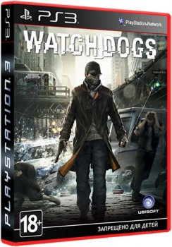 [PS3][PSN] Watch Dogs + ALL DLC [EUR/RUS] [Repack]