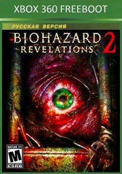 [XBOX360][JTAG/FULL] Resident Evil: Revelations 2 [GOD/RUS]