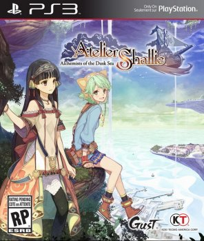 [PS3]Atelier Shallie: Alchemists of the Dusk Sea + DLC [USA/ENG]