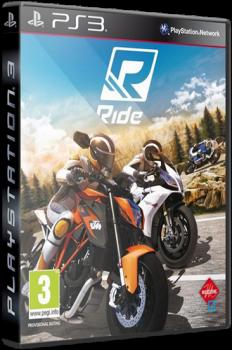 [PS3]RIDE [EUR/RUS]