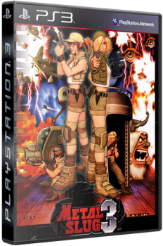 [PS3]Metal Slug 3 [USA/ENG]