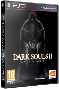 [PS3]Dark Souls II: Scholar of the First Sin [EUR/RUS]